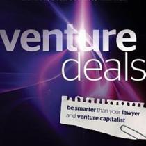 Venture Deals - Venture Deals: Be Smarter Than Your Lawyer and Venture Capitalist A must read before trying to get any investment for your startup.